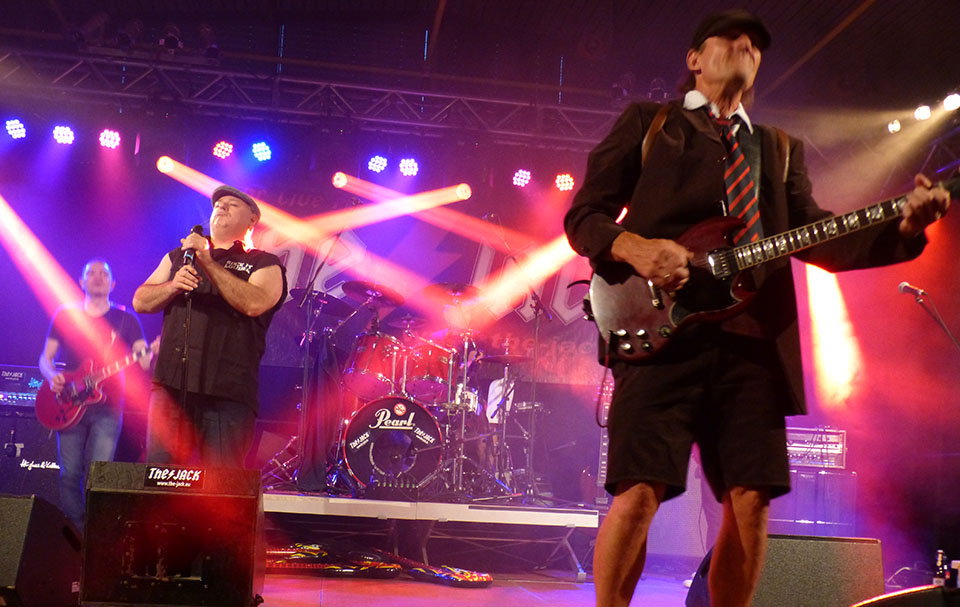 The Jack - AC/DC Coverband in Süddeutschland